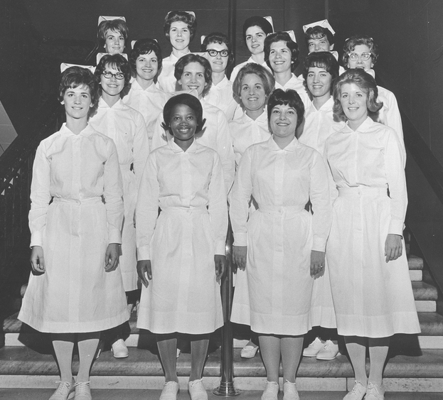 From The Archives Nursing Through The Years Rush Inperson