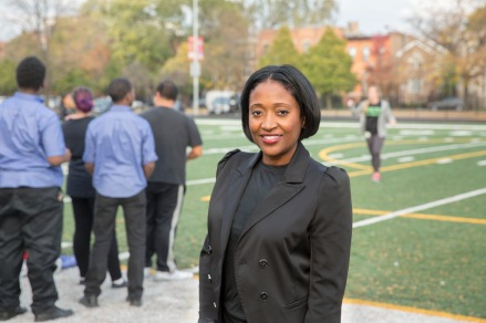 Monique Reed, PhD, RN, assistant professor, Community Systems and Mental Health Nursing, Rush University College of Nursing. Reed's research work focuses on identifying interventions to address the high rates of obesity in African-American daughters and mothers, as well as identifying best teaching strategies for nursing faculty to use in teaching students culturally competent care.